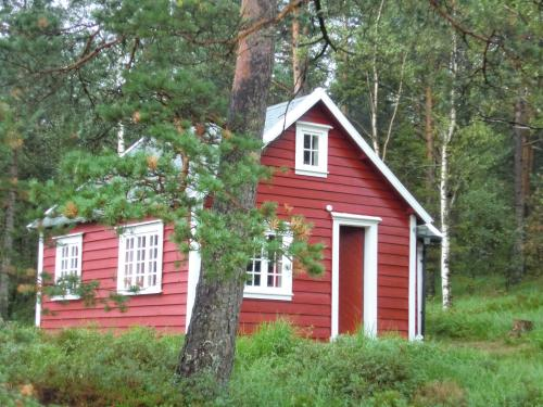 The Red Cabin