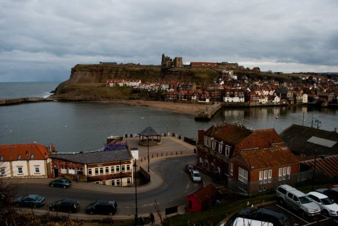WHitby From Whale Arch