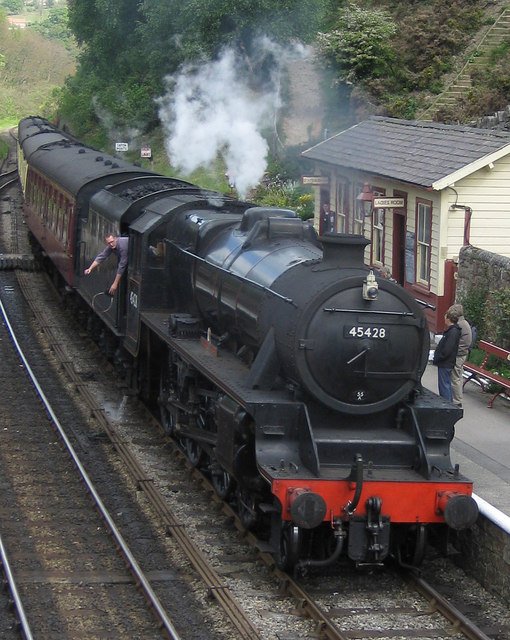 Goathland Steam Train