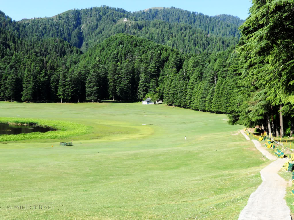 Khajjiar India  city images : Khajjiar Mini Switzerland of India | Corners of the World