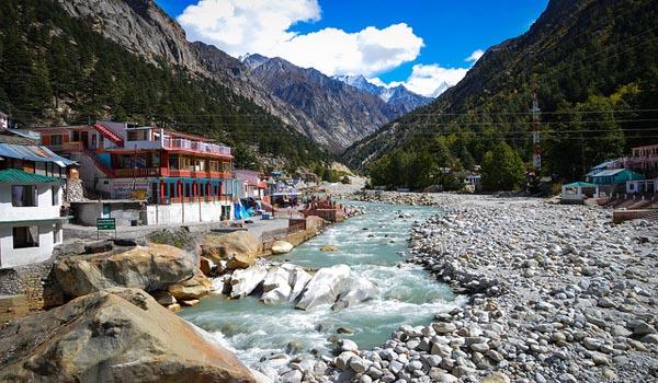 Gangotri-Gaumukh-Tapovan-Trek