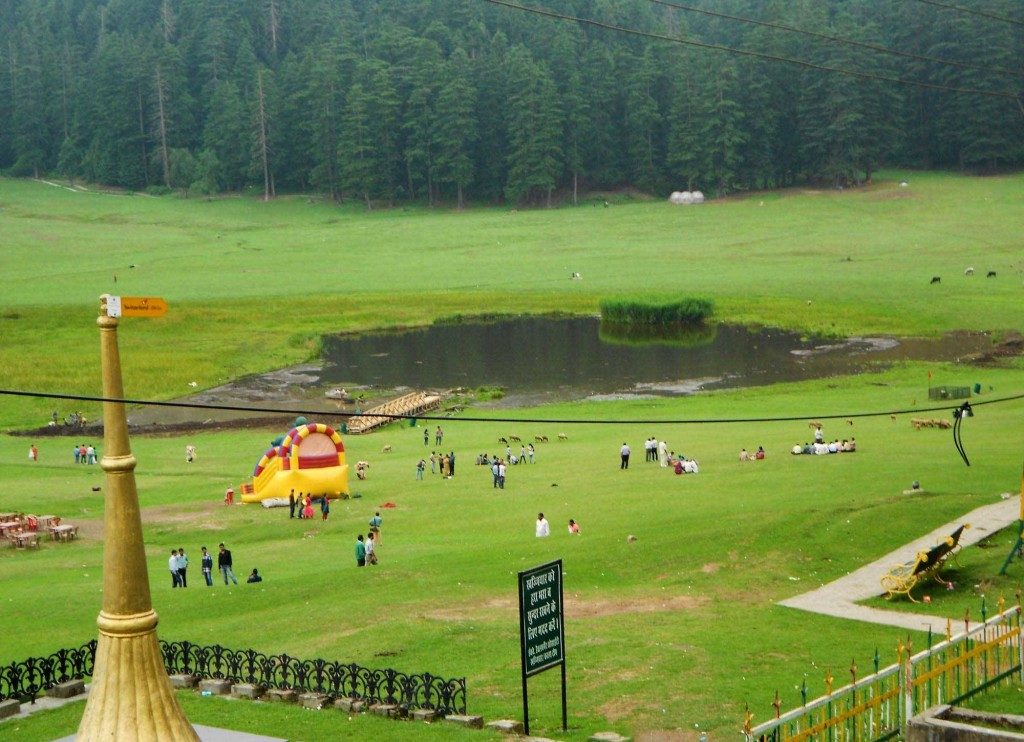 Khajjiar India  city photos : Khajjiar Mini Switzerland of India | Corners of the World