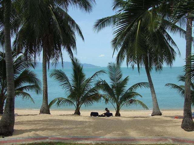 Koh Samui - an exotic beach