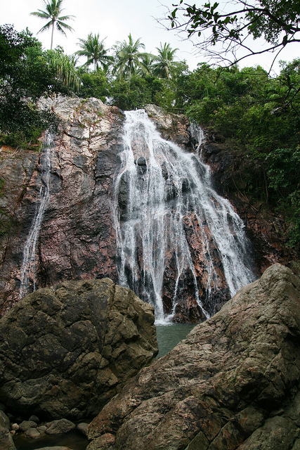 The amazing nature of Koh Samui
