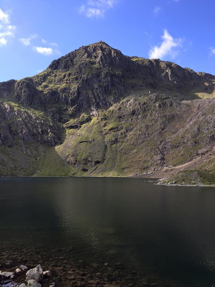 Snowdon Mountain.